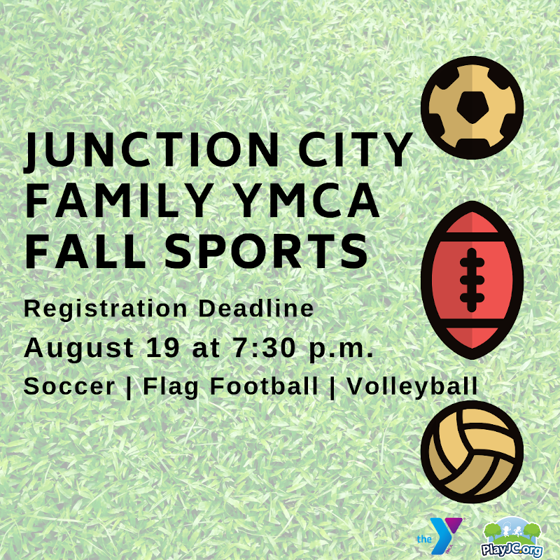 Junction City Family YMCA Fall Sports